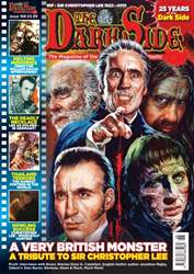 Issue 168: Christopher Lee issue Issue 168: Christopher Lee