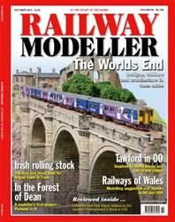 Railway Modeller October 2015 issue Railway Modeller October 2015