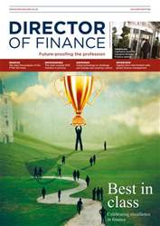 Director of Finance Autumn 2015 issue Director of Finance Autumn 2015