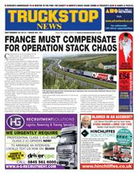 No. 351 France must compensate for Operation Stack chaos issue No. 351 France must compensate for Operation Stack chaos