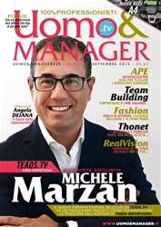 Uomo&Manager Settembre2015 issue Uomo&Manager Settembre2015