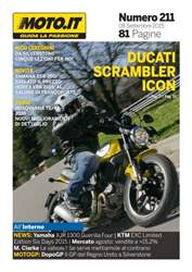 Moto.it Magazine n. 211 issue Moto.it Magazine n. 211