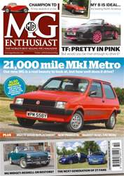 Vol 45 No. 11 21,000 mile MkI Metro issue Vol 45 No. 11 21,000 mile MkI Metro