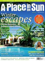 A Place in the Sun Autumn 2015 issue A Place in the Sun Autumn 2015
