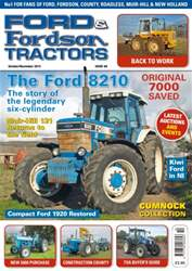 No. 69 The Ford 8210  issue No. 69 The Ford 8210