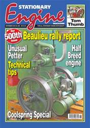 No. 500 Beaulieu rally report issue No. 500 Beaulieu rally report