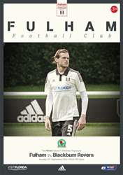 Fulham Vs. Blackburn 2015-16 issue Fulham Vs. Blackburn 2015-16
