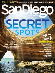 San Diego Magazine - September 2015 issue San Diego Magazine - September 2015