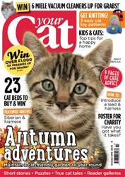 Your Cat Magazine October 2015 issue Your Cat Magazine October 2015