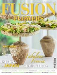 Fusion Flowers 86 issue Fusion Flowers 86