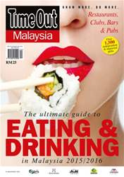 Eating & Drinking Guide 2015/16 issue Eating & Drinking Guide 2015/16
