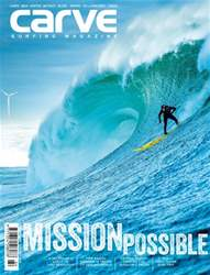 Carve Surfing Magazine issue 164 issue Carve Surfing Magazine issue 164
