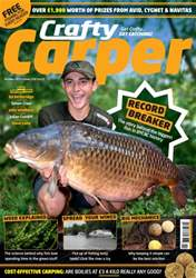 Crafty Carper October 2015 issue Crafty Carper October 2015