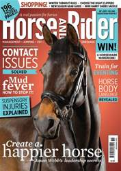 Horse&Rider Magazine – November 2015 issue Horse&Rider Magazine – November 2015