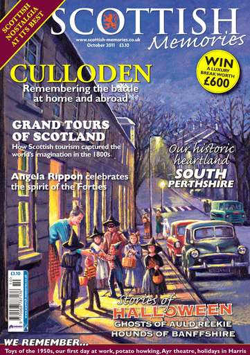 Scottish Memories Preview