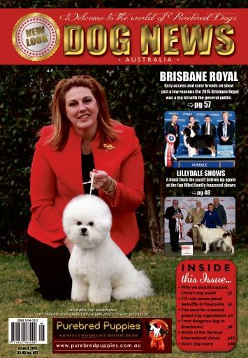 Dog News Australia Preview