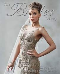The Bride's Diary VIC Magazine Cover