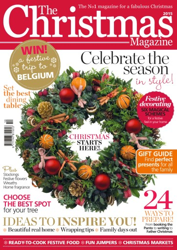The Christmas Magazine Preview