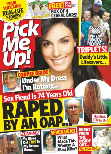Pick Me Up Digital Issue