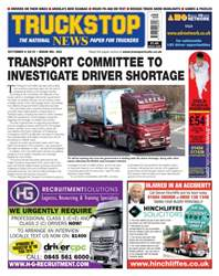 No. 352 Transport Committee to Investigate Driver Shortage issue No. 352 Transport Committee to Investigate Driver Shortage