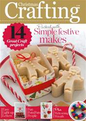 Christmas Crafting 2015 issue Christmas Crafting 2015