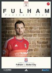 Fulham Vs. Stoke City 2015-16 issue Fulham Vs. Stoke City 2015-16