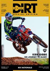 Inside Dirt Special Edition - MXN Yearbook issue Inside Dirt Special Edition - MXN Yearbook