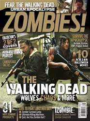 Zombies Fall 2015 issue Zombies Fall 2015