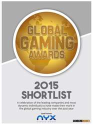 GGA Shortlist 2015 issue GGA Shortlist 2015