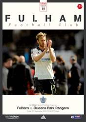 Fulham Vs. QPR 2015-16 issue Fulham Vs. QPR 2015-16