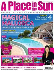 A Place in the Sun October 2011 issue A Place in the Sun October 2011
