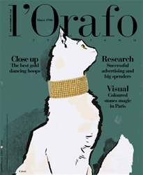 l'Orafo Italiano September 2015 issue l'Orafo Italiano September 2015