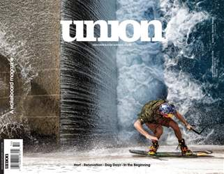 Union U.S Edition -  Issue 03 issue Union U.S Edition -  Issue 03