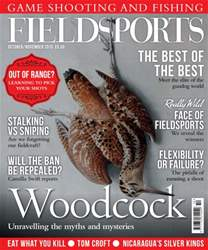 Fieldsports Magazine October/November 2015 issue Fieldsports Magazine October/November 2015