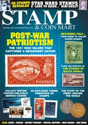 Stamp & Coin Mart November 2015 issue Stamp & Coin Mart November 2015