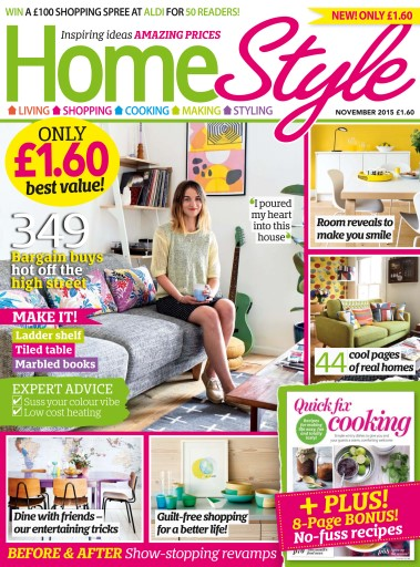 Title Cover Preview Homestyle Preview
