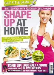 No. 3 Shape up at home issue No. 3 Shape up at home