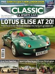 Classic & Sports Car Magazine Cover