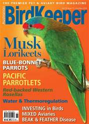 BirdKeeper Vol 28 Iss 11 issue BirdKeeper Vol 28 Iss 11
