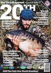 Big Carp Magazine Magazine Cover