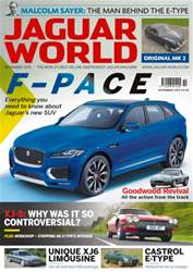 No. 164 F-Pace issue No. 164 F-Pace