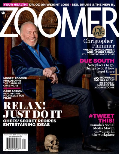 Zoomer Magazine Preview