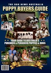 Puppy Buyers Guide issue Puppy Buyers Guide