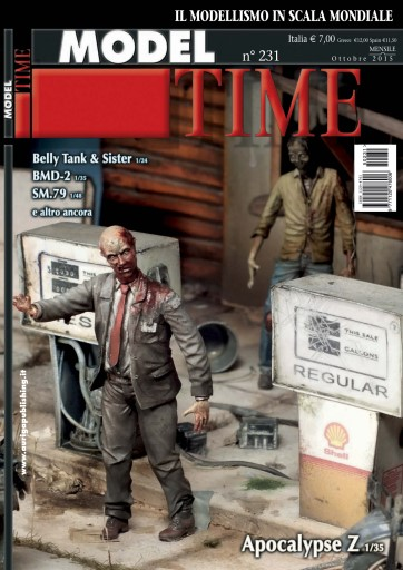 Model Time Digital Issue
