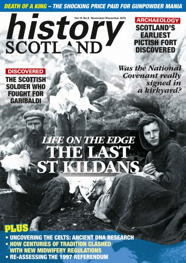 History Scotland Preview