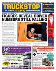 No. 353 Figures Reveal Driver Numbers Still Falling issue No. 353 Figures Reveal Driver Numbers Still Falling