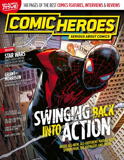 Comic Heroes Digital Issue