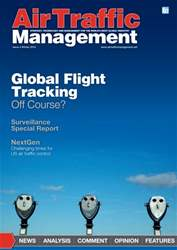 Air Traffic Management Magazine Cover