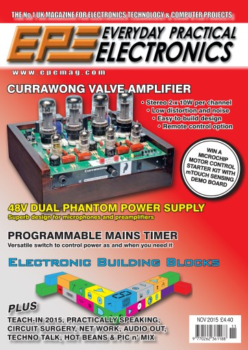 Everyday Practical Electronics Preview
