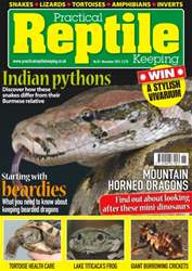 No. 81 Indian Pythons issue No. 81 Indian Pythons